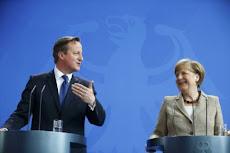 Merkel acepta negociar con Cameron reformas de la UE pero con límites.