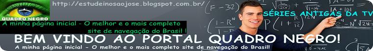 QUADRO-NEGRO - Portal Quadro Negro - Site Quadro Negro - Quadro Negro Blog - Blog Quadro Negro
