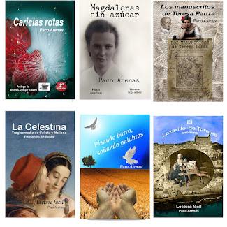 Para comprar mis libros en Amazon