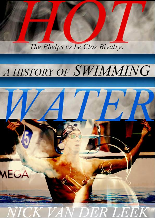HOT WATER...the story behind the world's great athlete is finally here!
