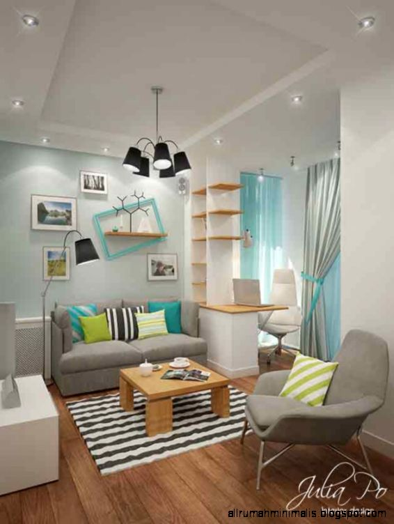 Desain interior rumah mungil design rumah minimalis for Interior decoration rumah