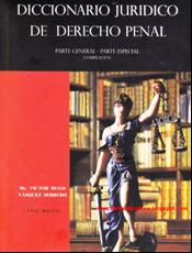 DICCIONARIO JURIDICO DE DERECHO PENAL