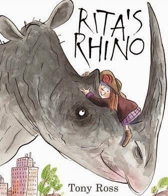 Rita's Rhino by Tony Ross