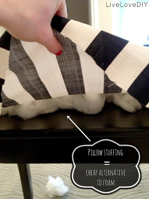 Upholstery Tips &amp; Tricks | LiveLoveDIY