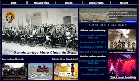 SITE DO MOTO CLUB DE CAMPOS
