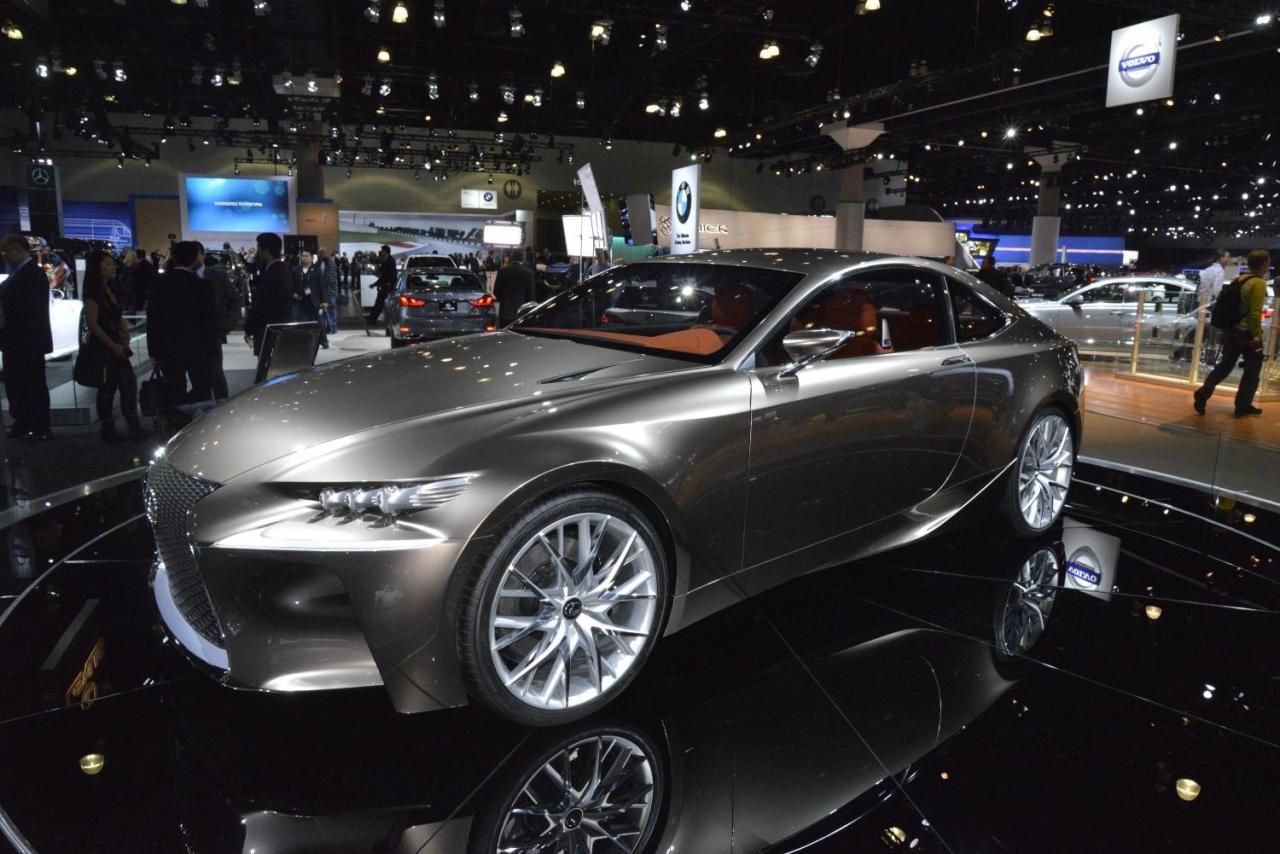 2014 lexus cars - new car lexus 2014