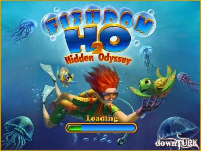 H2O Hidden Odyssey