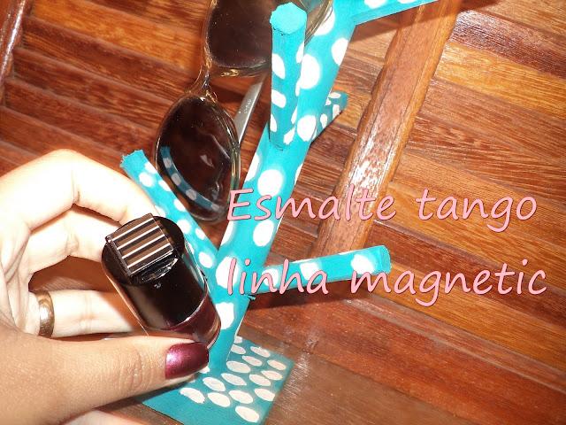 Esmalte Magnetic da Tango