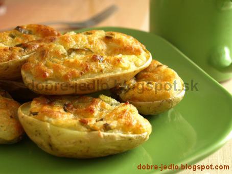 Bryndzové zemiaky - recepty