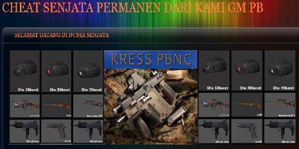 Hati-hati, situs cheat senjata permanen pointblank gmkress.weebly.com
