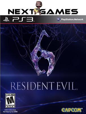 Resident Evil 6 Games