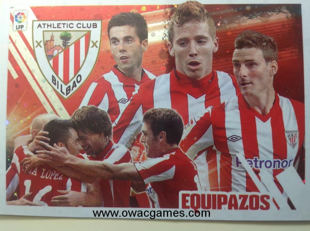 Liga ESTE 2013-14 Ath. Bilbao - Equipazo