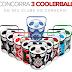 Concorra 3 Coolerball do clube do seu coração