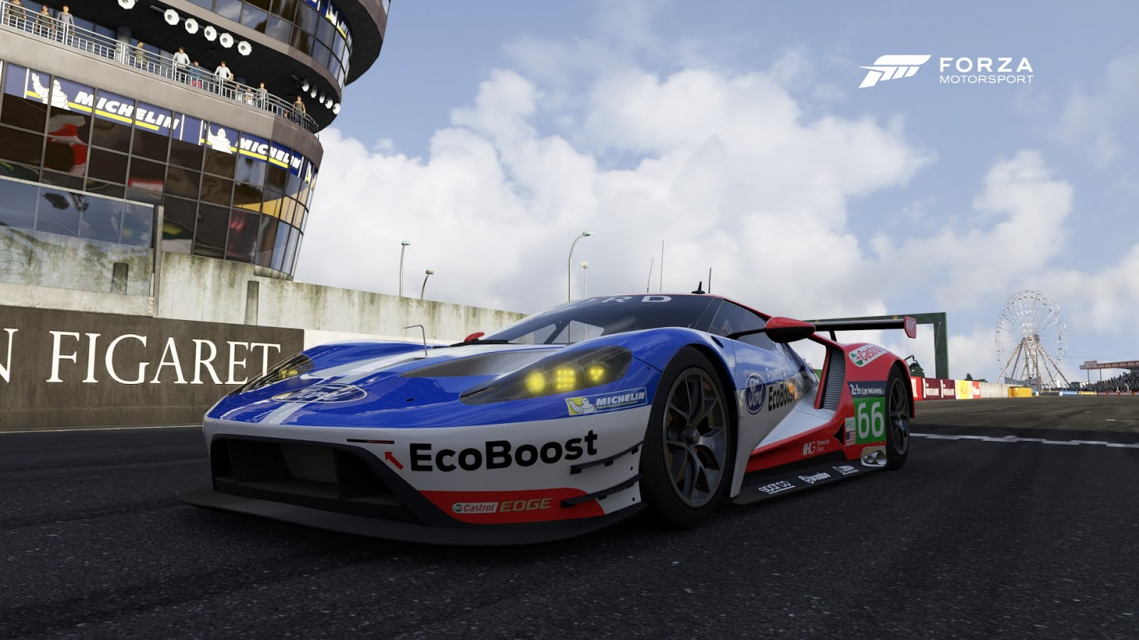 leopaul 39 s blog forza motorsport 6 ford 39 s return to le mans. Black Bedroom Furniture Sets. Home Design Ideas