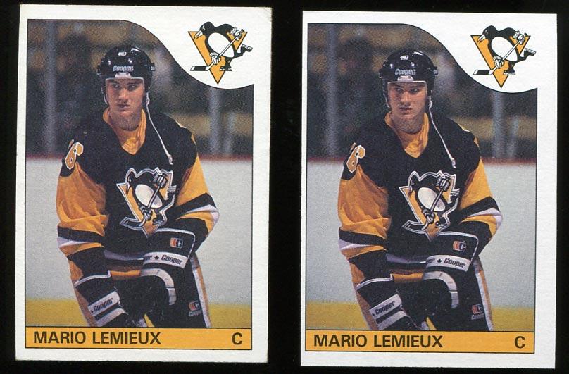 Mario Lemieux Hockey Cards Mario Lemieux Rookie Card