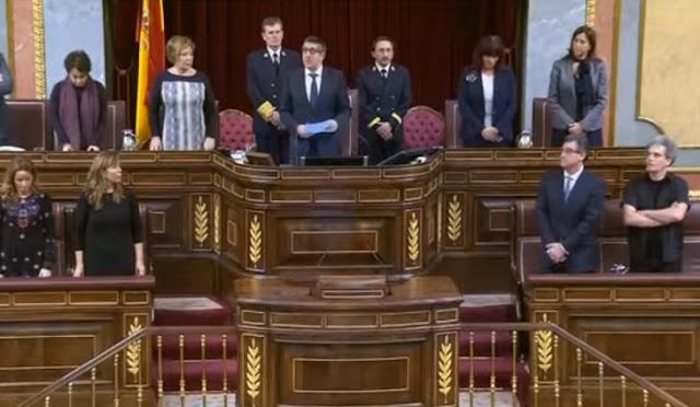 Las renovadas mesas del Parlamento: prólogo del gran pacto de gobierno
