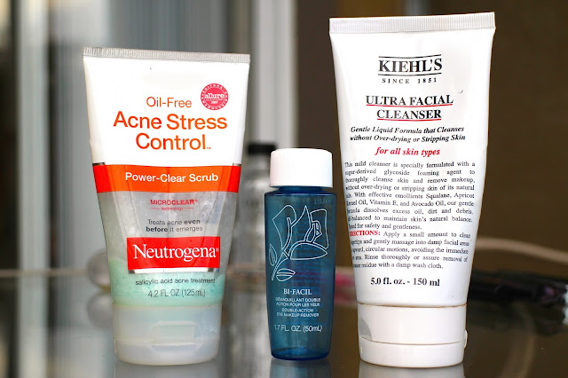 skincare neutrogena lancome khiel's