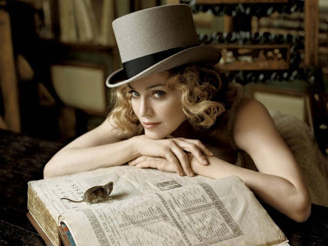 American Singer, Actress and Entrepreneur Madonna