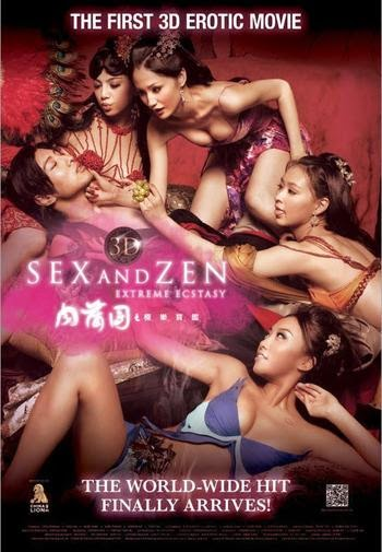 Get Now BluRay Rip 720p 3-D Sex and Zen: Extreme Ecstasy (2011)