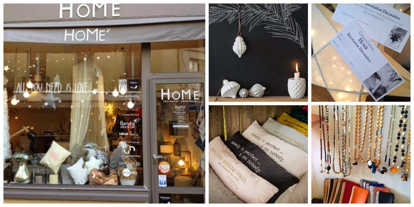 Paris l 39 ouest no l les meilleures boutiques - Magasin deco saint germain en laye ...