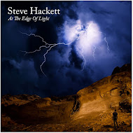 REVIEW: Steve Hackett-At The Edge of Light