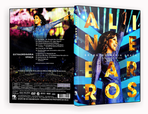 Download Aline Barros Extraordinária Graça Ao Vivo DVD-R IC Aline Barros Extraordin 25C3 25A1ria Gra 25C3 25A7a Ao Vivo