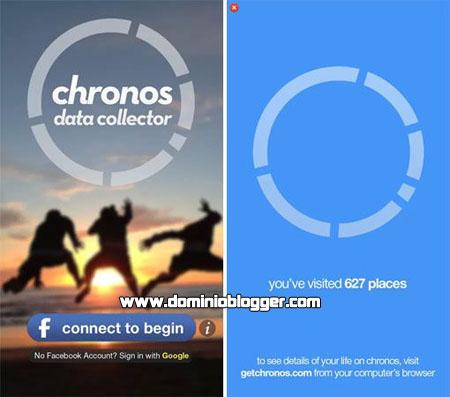 recuerda tus tareas con Chronos Data Collector