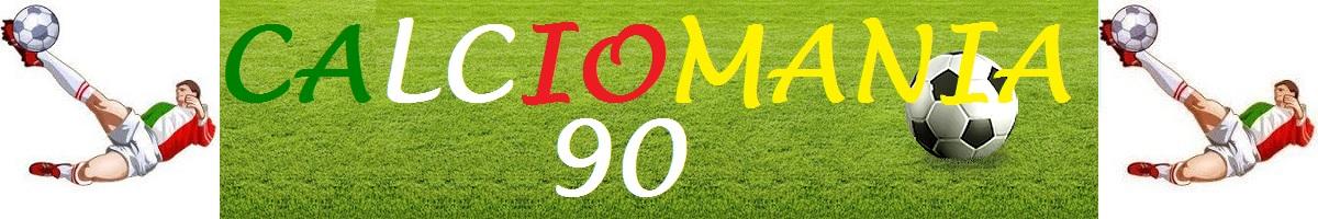CALCIOMANIA 90