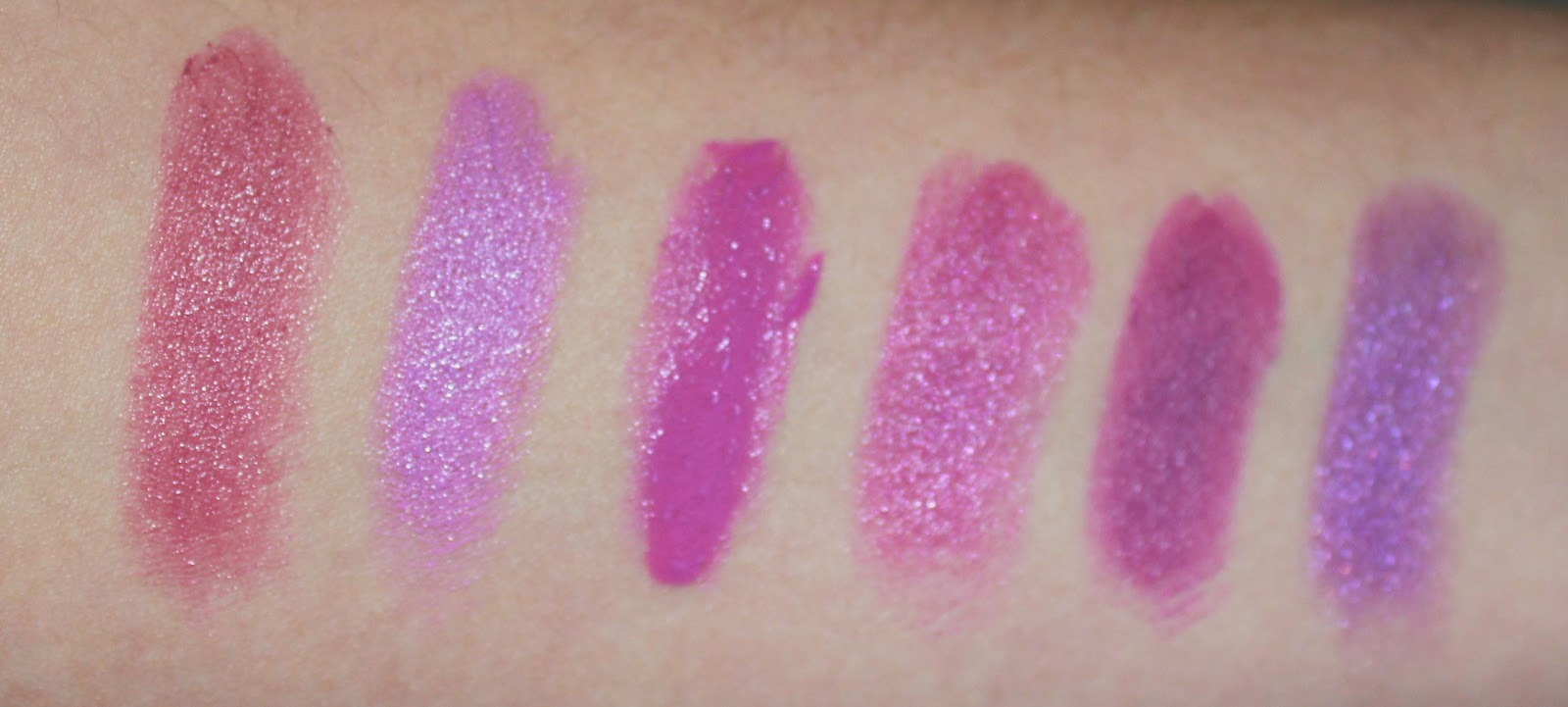 My Favourite Purple Lipsticks | KITSCH/SNITCH