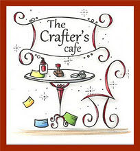 My card won at the crafters cafe
