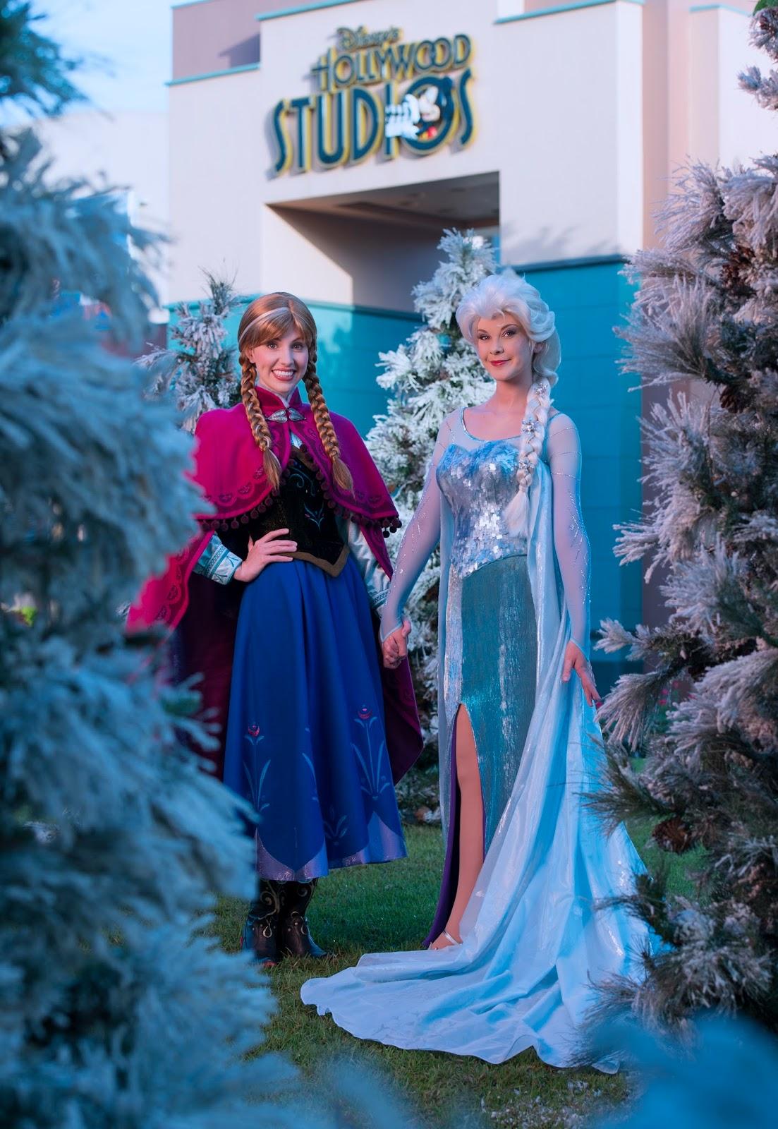 Frozen + Summer + Anna + Elsa
