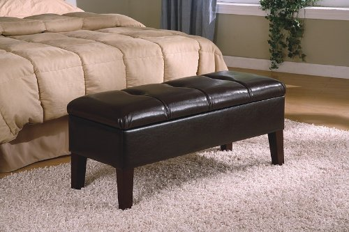 Bench furniture ideas bench for the foot of the bed - Bench at bottom of bed ...