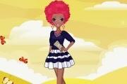 Afro Kız