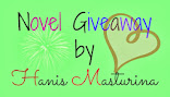 Novel Giveaway by Hanis Masturina