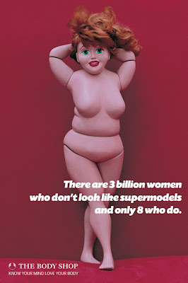 The Body Shop Barbie