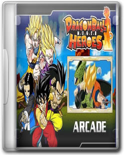 dvd312 Dragon Ball Heroes PC Game 2011 MUGEN