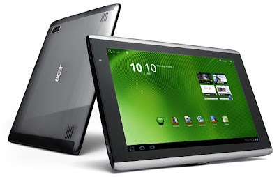 Acer Tablet Honeycomb