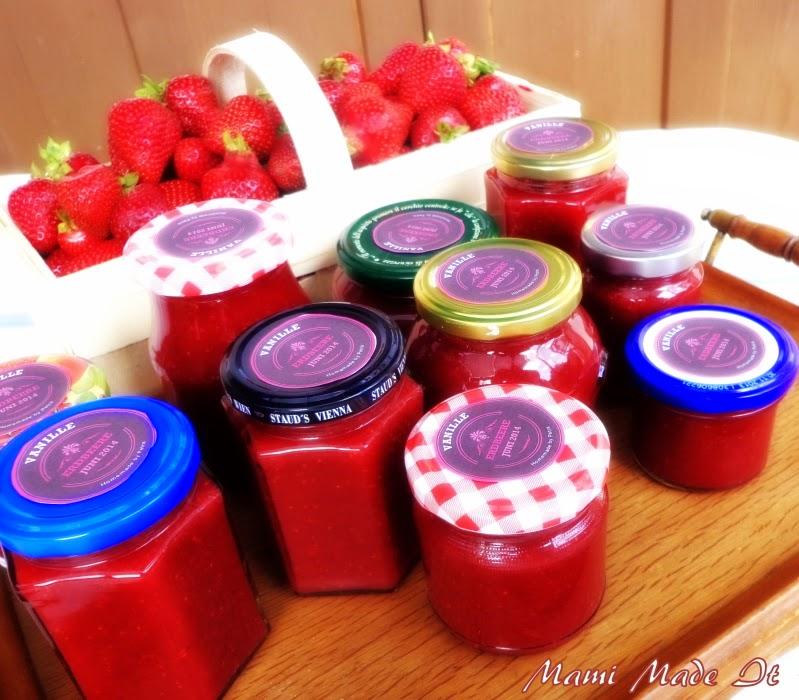 Strawberry Time - Erdbeerzeit