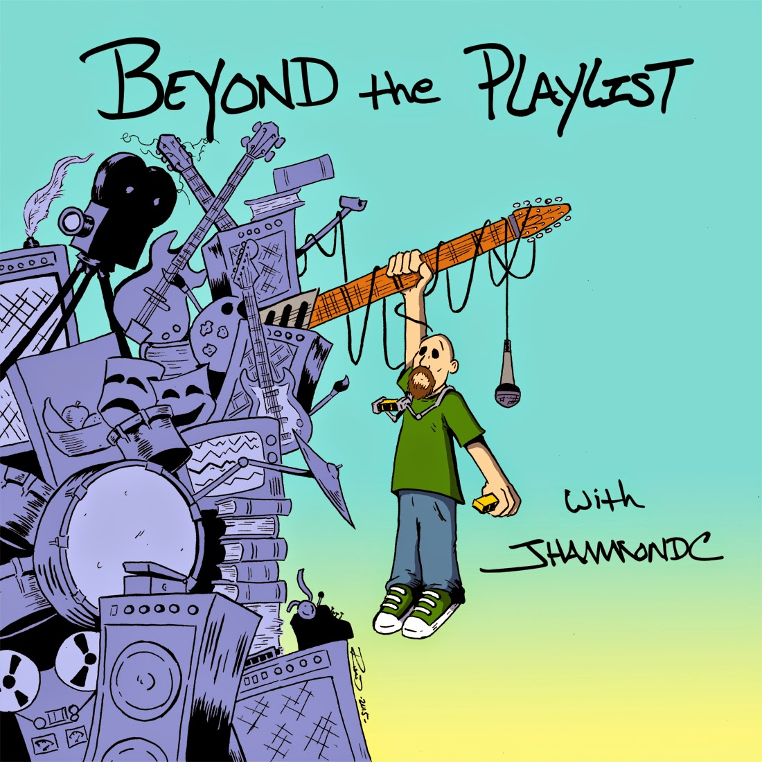 BEYOND THE PLAYLIST with J HAMMOND C