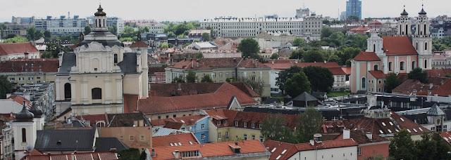 Vilnius, Vilna, Lituania, blog