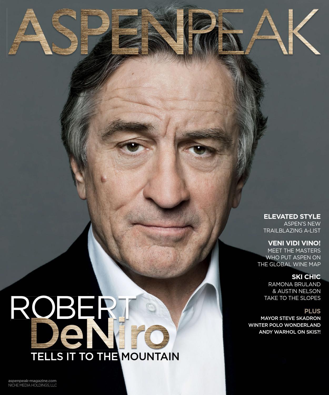 Robert De Niro 2014