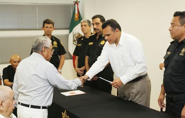 Seguridad pública, clave en la construcción de un Yucatán mejor: RZB