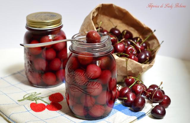 hiperica_lady_boheme_blog_di_cucina_ricette_gustose_facili_veloci_ciliegie_sotto_spirito