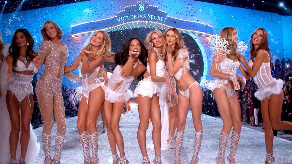 """Beginning in 1995, Victoria's Secret began holding their annual Victoria's Secret Fashion Show, which is broadcast on primetime American television. Starting with the 1995 fashion show they are """"a combination of self-assured strutting for women and voyeuristic pleasures for men—and lingerie becomes mainstream entertainment. Ken Weil, vice president at Victoria's Secret, and Tim Plzak, responsible for IT at Victoria's Secret's parent company Intimate Brands, led Victoria's Secret's first ever online streaming of their fashion show in 1999. The 18 minutes webcast streamed February 2, 1999, was at the time the Internet's """"biggest event"""" since inception. The 1999 webcast was reported as a failure by a number of newspapers on account of some user's inability to watch the show featuring Tyra Banks, Heidi Klum, and Stephanie Seymour as a result of Victoria's Secret's technology falling short being able to meet the online user demand resulting in network congestion and users who could see the webcast receiving jerky frames. In all, the company's website saw over 1.5 million visits while the Broadcast.com's computer's were designed to handle between 250,000 and 500,000 simultaneous viewers. In total, 1.5 million viewers either attempted or viewed the webcast. The 1999 webcast served to create a database for Victoria's Secret of over 500,000 current and potential customers by requiring users to submit their contact details to view the webcast. The next spring Victoria's Secret avoided technical issues by partnering with Broadcast.com, America Online and Microsoft. The 2000 webcast attracted more than two million viewers."""