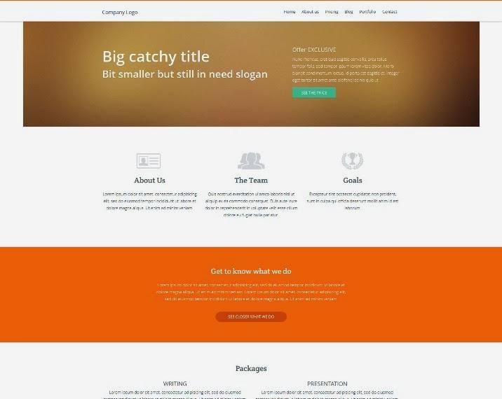 Website - HTML5, CSS3, jQuery