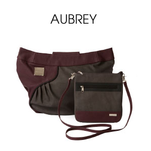 Miche Aubrey Demi Shell and Hip Bag