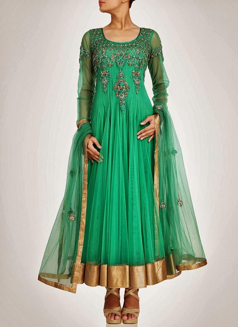 NewDesignsofLongAnarkaliSuitsCollection2014281929 - New Designs of Long Anarkali Suits Collection 2014