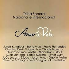 Baixar CD Amor à Vida – Nacional (2013) Download