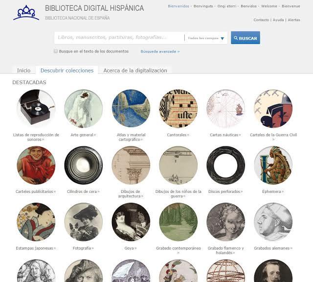 http://www.bne.es/es/Catalogos/BibliotecaDigitalHispanica/Colecciones/
