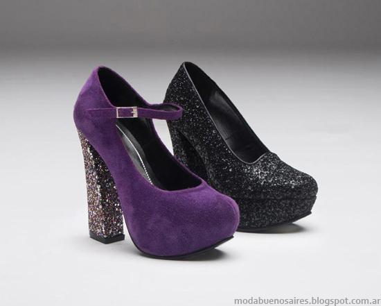 Zapatos invierno 2013 moda Micheluzzi